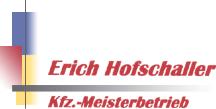 Erich Hofschaller
